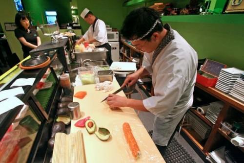 оборудование для суши
