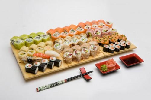 приготовить суши