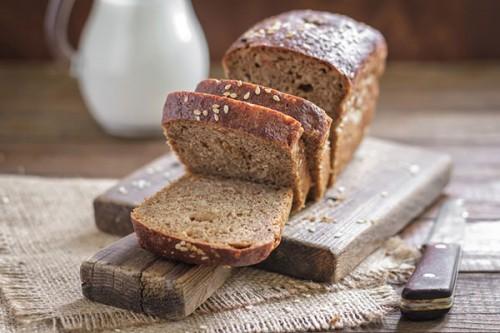 шарлотка из ржаного хлеба