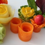 Идеи украшения блюд праздничного стола