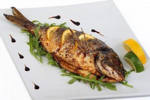 рыба рецепты