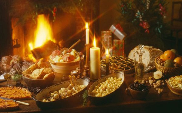 Рождество рецепты блюд для праздничного стола