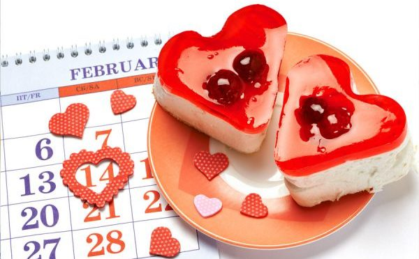 Рецепты 14 февраля