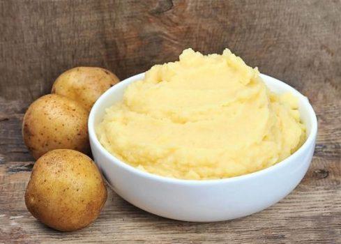 Картофельное пюре секреты