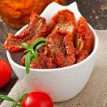 Томаты вяленые: советы по приготовлению и рецепты