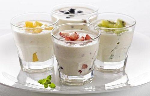 йогурт рецепты