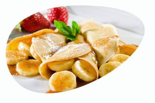 бананы рецепты