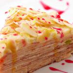 Блинные торты: интересные рецепты для не ленивых
